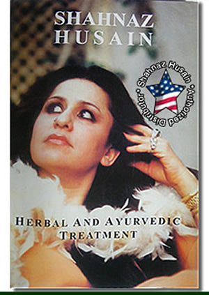Shahnaz Husain Herbal Products Info Treatment Book