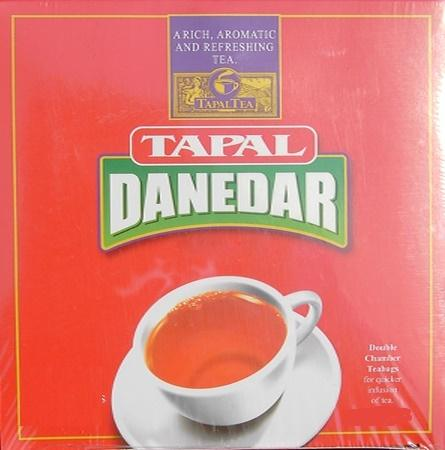 6 Tapal Danedar 125 Tea Bag Boxes