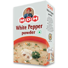 MDH WHITEPEPPER 100g