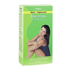 Andrea Wax Strips for the Body 15g