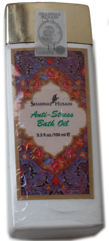 Shahnaz Husain Anti Stress Bath Oil 100ml