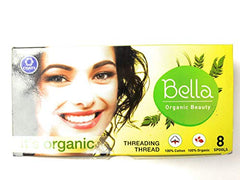 Bella Coats Organic Eyebrow Threading Thread