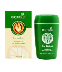 Biotique Walnut Purifying & Polishing Scrub