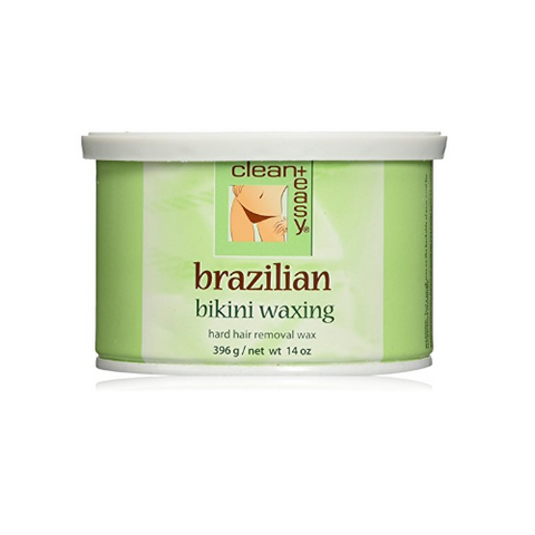 Clean + Easy Brazilian Bikini Waxing 14 oz
