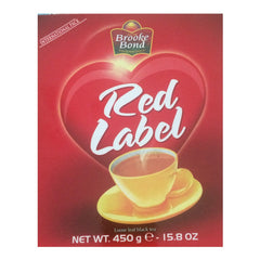 Brooke Bond Red Label Loose Leaf Black Tea 450g