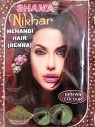 Afrin Nikhar Brown Henna Hair Color