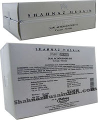Shahnaz Dual Action Under Eye Cream and Serum