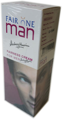 Shahnaz Husain Fair One Fairness cream for Man 50g