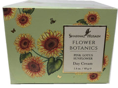 Flower Botanics Pink Lotus Sunflower Day Cream - 40 gms