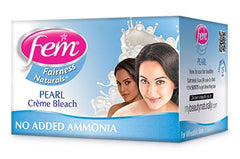 24g Fem fairness Creme Facial Bleach