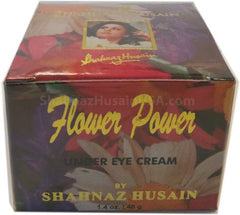 Shahnaz Flower Power Under Eye Cream