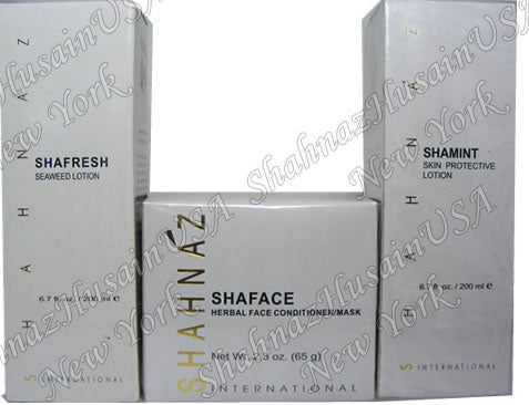 Shafresh, Shaface & Shamint anti marks pigmentation  Kit