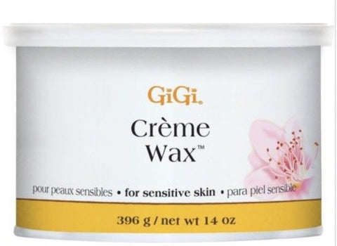 Gigi Creme Wax 14oz  # 0260 For Sensitive Skin