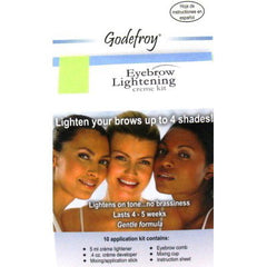 Godefroy Eyebrow lightening Creme Kit