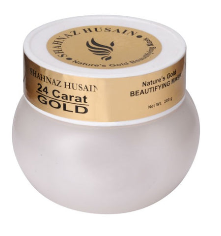 Shahnaz 24 carat Gold Beautifying Mask 200g