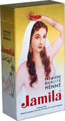 6 x Jamila Henna Powder  Natural Hair dye