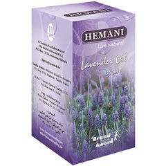 Hemani Lavender Essential Oil 30ml