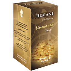 Hemani Linseed Essential Oil 30ml