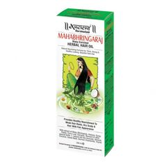 Hesh Mahabhringaraj Maka Enriched Herbal Hair Oil