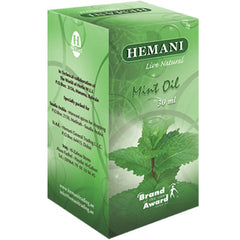 Hemani Mint Essential Oil 30ml