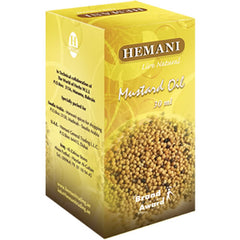 Hemani Mustard Essential Oil 30ml