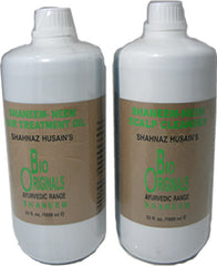 1000ml Shahnaz Husain Shaneem Scalp Cleanser
