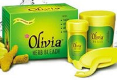 270g Salon Size Olivia Herbal Bleach for hair & skin