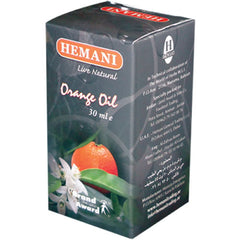 Hemani Orange Essential Oil 30ml