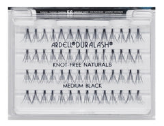 Ardell 65052 Duralash Naturals Medium Black Eye Lashes