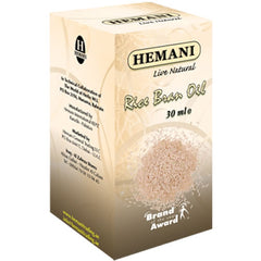 Hemani Rice Bran Oil 30ml