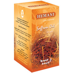 Hemani Saffron Essential Oil 30ml