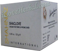 Shahnaz Husain Shaclove Cream  Acne and Pimple