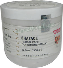 Shaface Herbal Face Conditioner Salon Size 350g
