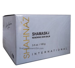 Shahnaz Husain Shamask I Herbal Facial Mask