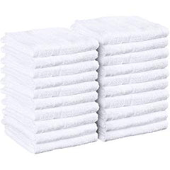 "100% Cotton Hand Towels for Spa and Salons 16"" x 27"""