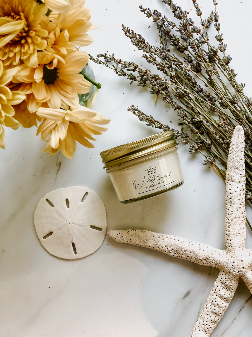 Wildflowers & Sea Air (3 oz)