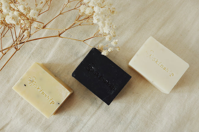 Enzyme Soap Bars