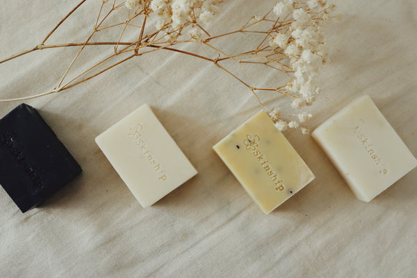 Handmade enzyme soap