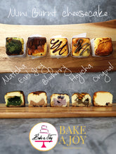Load image into Gallery viewer, BAKE SALE Mini cheese cakes and Brownies