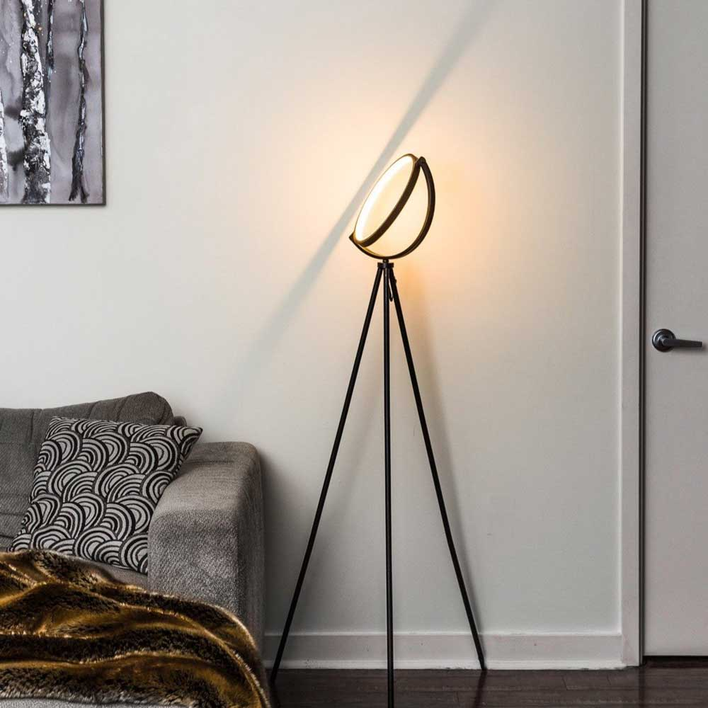 Eclipse LED Floor Lamp | Yedwo Home