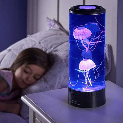 LED Fantasy Jellyfish Lamp | Yedwo Design