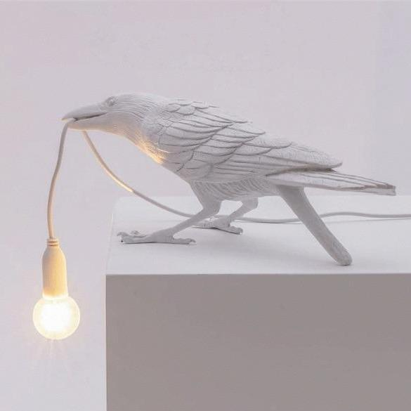 Unique LED Bird Lamp And Decor | Yedwo Home