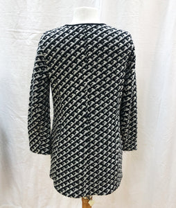 Talbots Hounds-Tooth Jacket (S) - HOB Boutique