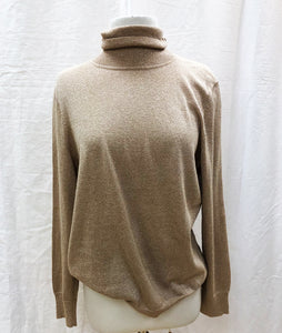 Talbots Turtle-Neck Sweater (XL) - HOB Boutique