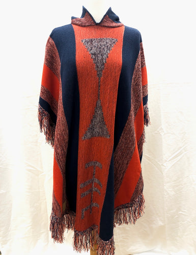 Sitka Hooded Cape - HOB Boutique