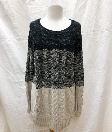 Tribal Jeans Knit (L) - HOB Boutique