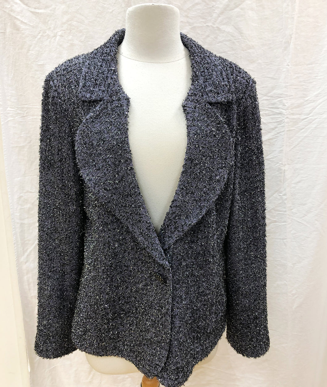 St. John Couture Jacket (L) - HOB Boutique