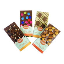 Load image into Gallery viewer, Chocolate Lover Bundle – 4 Gourmet Chocolate Bars