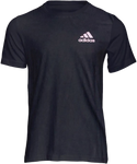 adidas T-Shirt Black Color