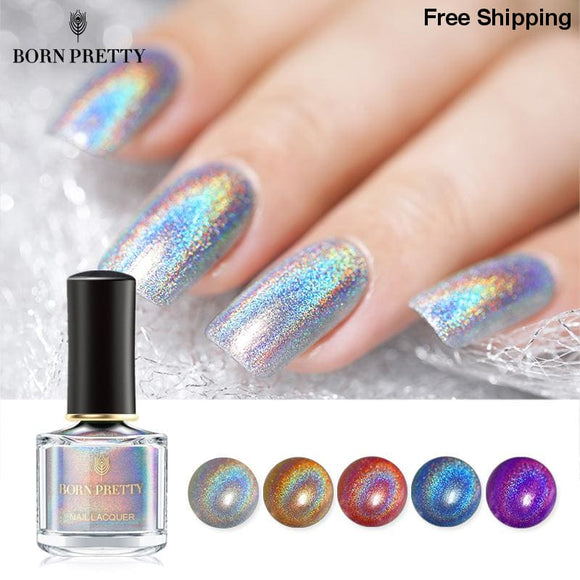 BORN PRETTY Laser Nail Polish